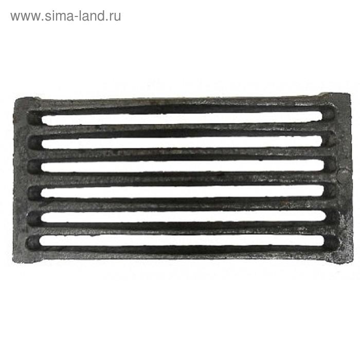 Решетка колосниковая РУ-4 Балезено 400х200 мм