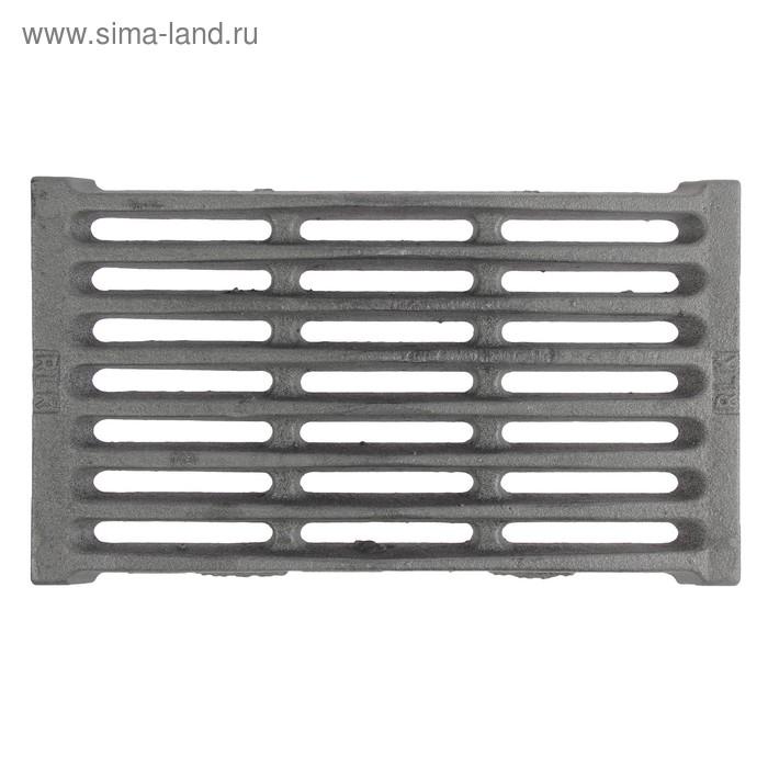 Решетка колосниковая РУ-3 Рубцовск 350х200 мм