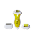 Epilator-shaver-pumice 3-in-1 LuazON LEP-02,3 W,220V and battery (triple clamp),razor,pumice