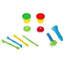 Набор для лепки 9 предметов