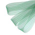 Регилин плоский, гофрированный, 44мм, 20±1м, цвет зелёный