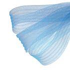 Регилин плоский, гофрированный, 44мм, 20±1м, цвет синий