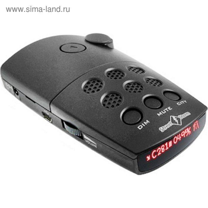 Радар-детектор StreetStorm STR-9530EX Black Edition (Red display)
