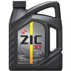 Масло моторное ZIC X7 5W-30, LS синт., 4 л