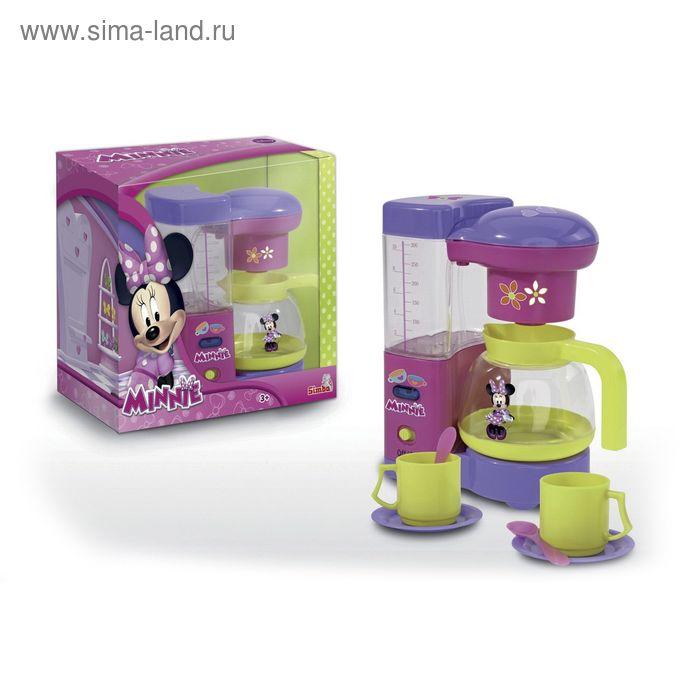 Кофеварка Minnie Mouse со светом и звуком