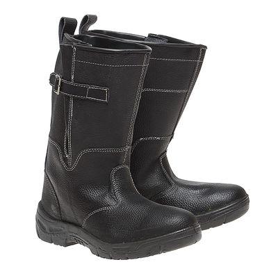 """Сапоги рабочие кожаные """"Стандарт"""", размер 40"""
