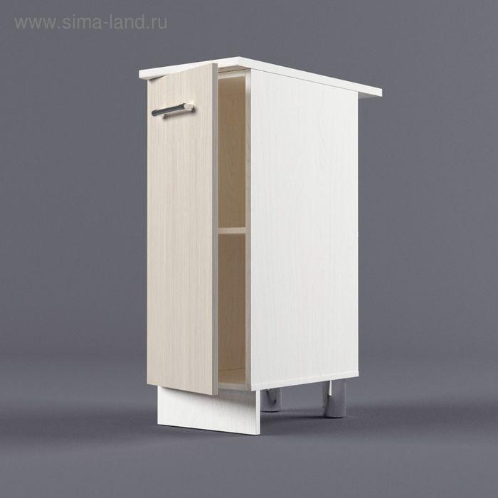 Шкаф напольный 850*300*600 Дуб Сонома