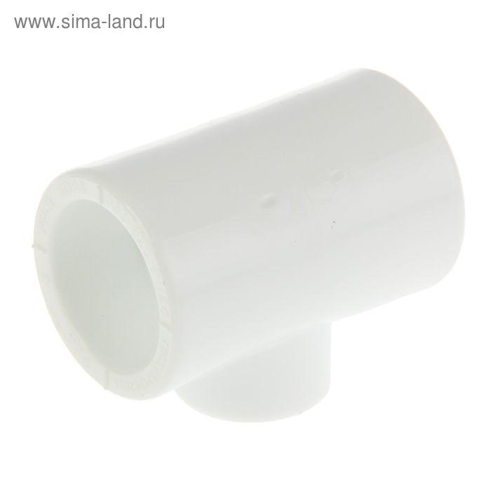 "Тройник ""РВК"", полипропиленовый, 32 х 20 х 32 мм"