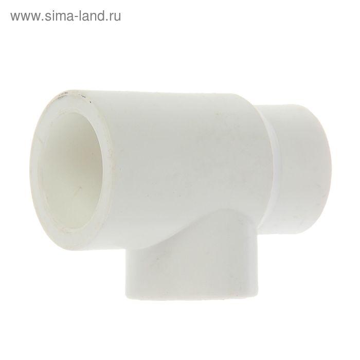 "Тройник ""РВК"", полипропиленовый, 25 х 20 х 20 мм"