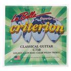 """Струны """"La Bella Criterion C750"""" для классической гитары"""