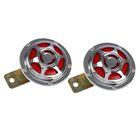 Сигнал автомобильный AVS Electric 1021, 12 В, 335/435 Гц, 115 Дб, d=90 мм, набор 2 шт.