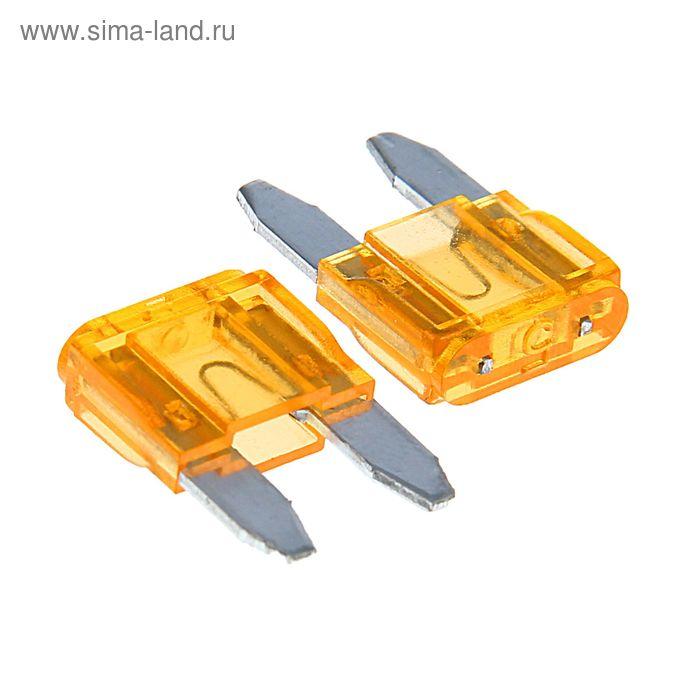 """Предохранители AVS FC-5A, """"мини"""", 5 А,  набор 100 шт."""