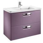 Модуль для раковины Roca The Gap, цвет фиолетовый, 60 х 44 см