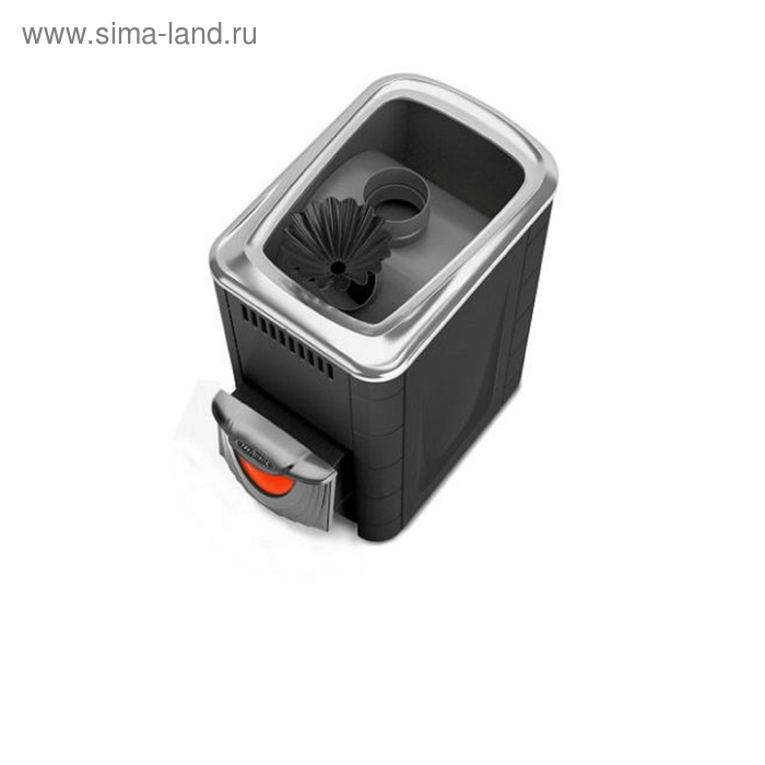 Печь банная Термофор Ангара 2012 Inox ДНС КТК ЗК антрацит