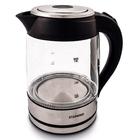 Чайник электрический Starwind SKG4710, 2200 Вт, 1.8 л, черный