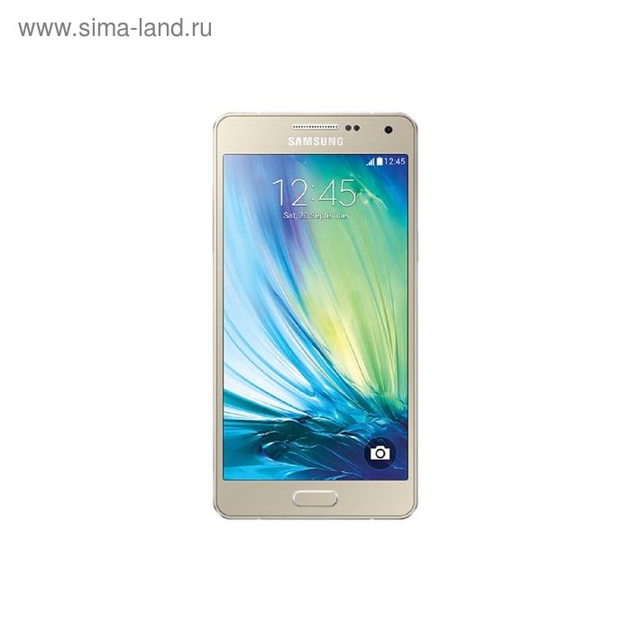 Смартфон Samsung Galaxy SM-A500F/DS, золотой
