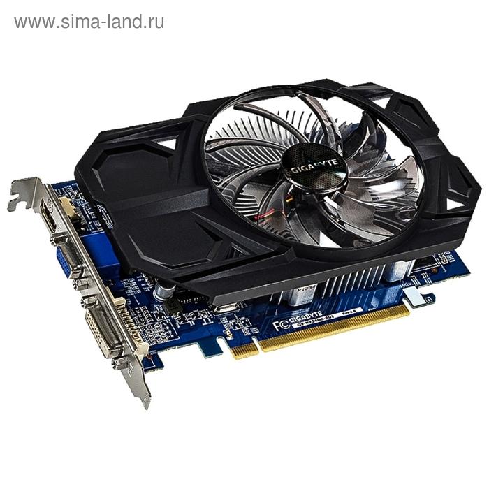 Видеокарта Gigabyte AMD Radeon R7 240 2048Mb 128bit DDR3