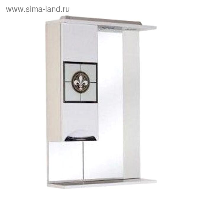 Зеркало-шкаф Onika Флорена 62.01 Левый, Белый