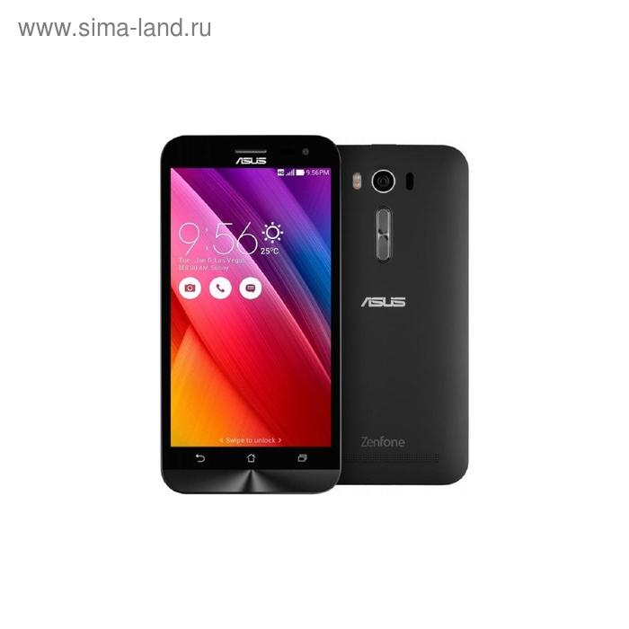 Смартфон Asus ZenFone 2 Laser ZE500KL, 16 Gb, чёрный