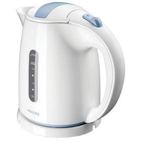 Чайник электрический Philips HD4646/70, пластик, 1.5 л, 2400 Вт, белый