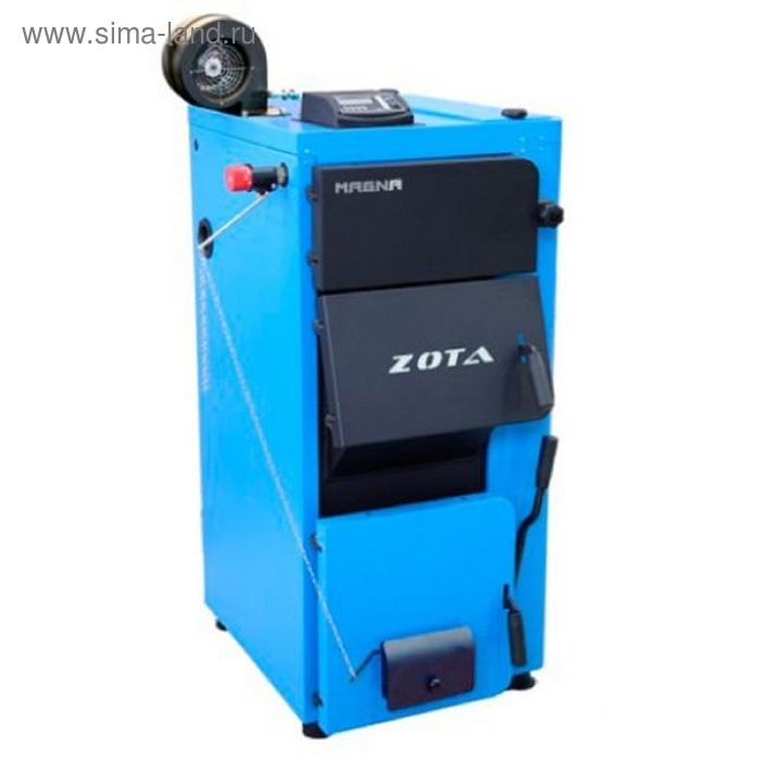 Котел твердотопливный Zota Magna 26 кВт