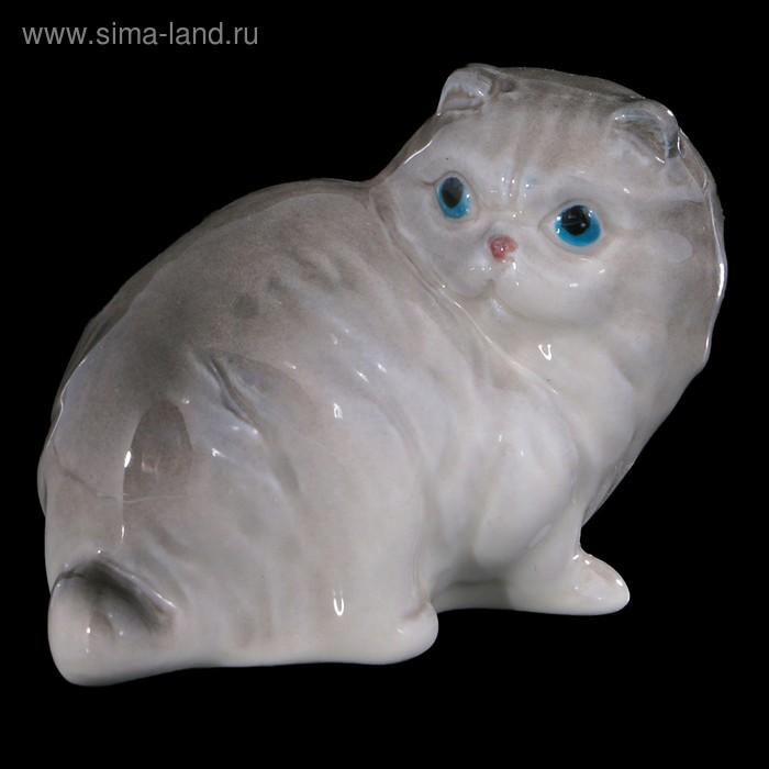 Сувенир «Персидский кот», стоящий, 6×3×4 см