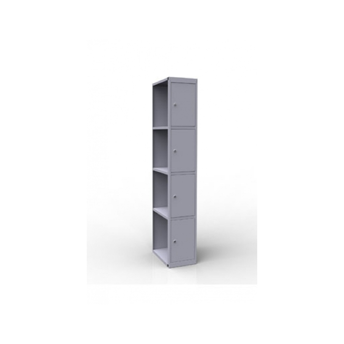Шкаф секционный ШГС-1800/300/4 дополнительный (4 секции)