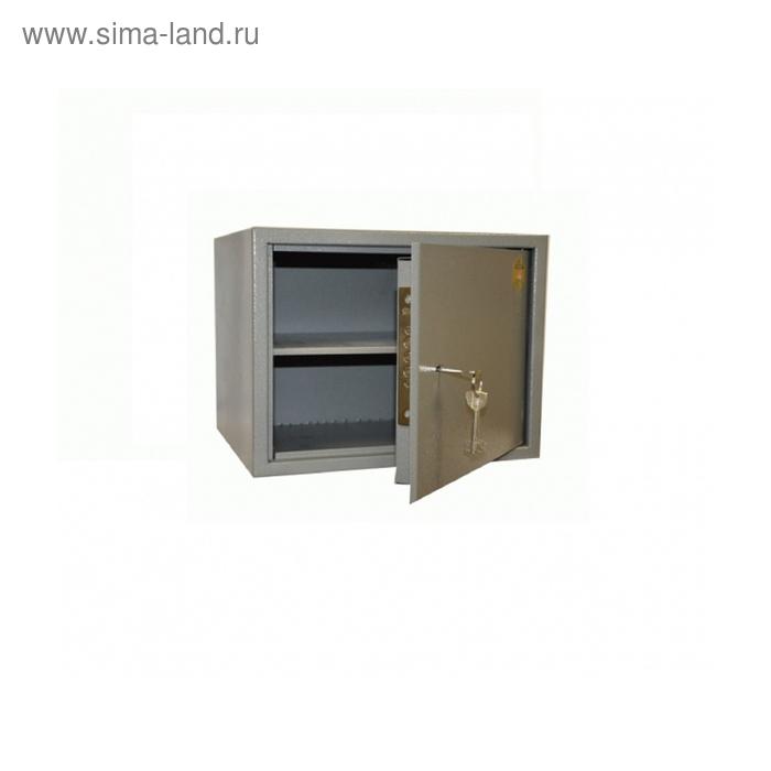 Сейф офисный ШБС-025, со съемной полкой