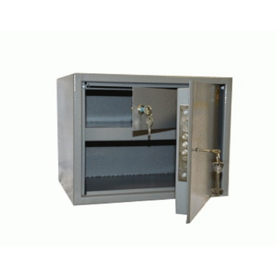 The box office SCO-32, with counter and shelf