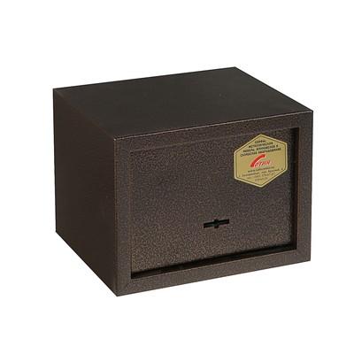 Сейф офисный ШБС-015, цвет бронза