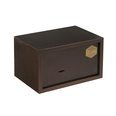 The box office SCO-017 with removable shelf, color bronze