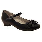 Туфли школьные, размер 33, цвет чёрный (арт. SC-21803)
