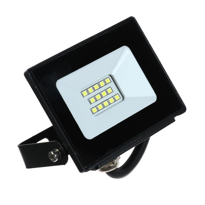 Прожектор светодиодный ASD СДО-5-10, 10 Вт, 160-260 В, 6500 К, 800 Лм, IP65