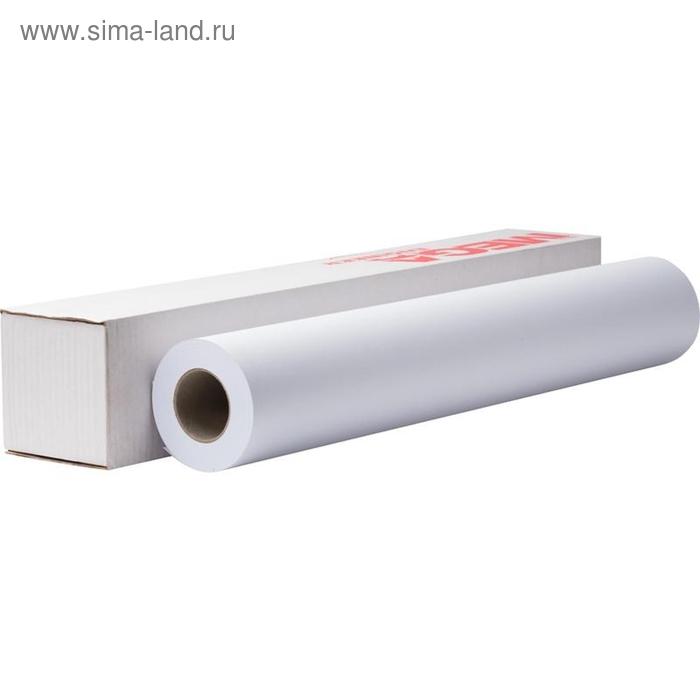Бумага широкоформатная MEGA Engineer,InkJet,90г,24 /610ммх45м,д50,8мм.
