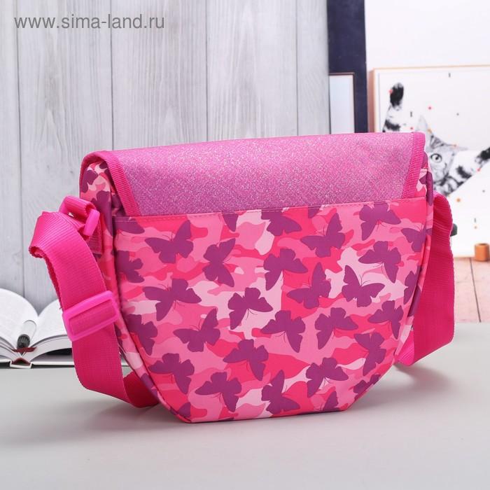 4571091d3286 Сумка детская на молнии Winx Club, 1 отдел, цвет розовый (1523816 ...