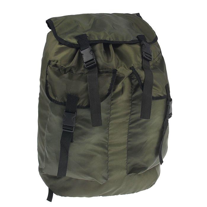 Рюкзак для активного отдыха «Дачник 35», цвет хаки