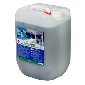 Альгицид Aqualeon непенящийся пролонгированного действия, 30 л (30 кг)