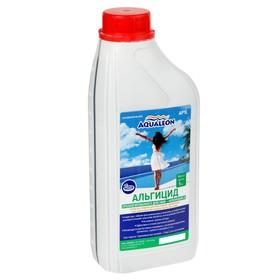 Альгицид Aqualeon непенящийся пролонгированного действия, 1 л (1 кг)