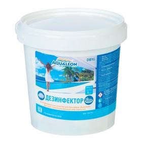 Быстрый стабилизированный хлор Aqualeon гранулы, 1 кг Ош