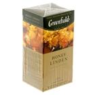 Чай Гринфилд Honey Linden black tea 25п*1,5 гр.