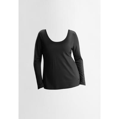 Джемпер женский, размер ХL, цвет чёрный XJR609