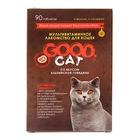 """Мультивитаминное лакомство GOOD CAT для кошек  """"Альпийская говядина"""" 90 табл."""