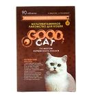 "Мультивитаминное лакомство GOOD CAT для кошек ""Норвежский лосось"" 90 табл."