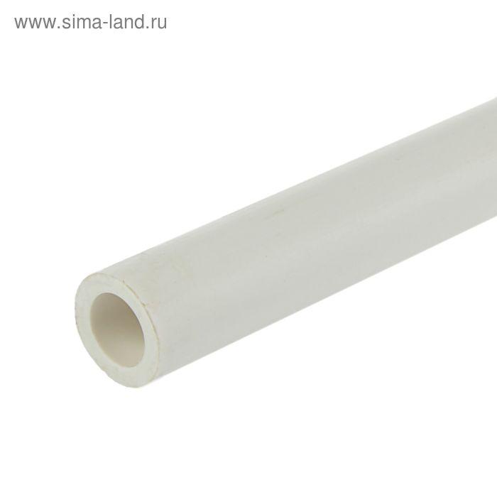 """Труба полипропиленовая """"РВК"""", однослойная, d=20 мм, PN20, 2 м"""