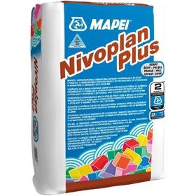 Цементная штукатурка Nivoplan Plus, 25 кг