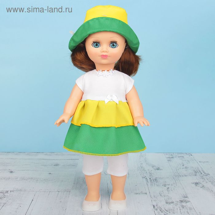 """Кукла """"Герда 1"""" со звуковым устройством, 38 см"""