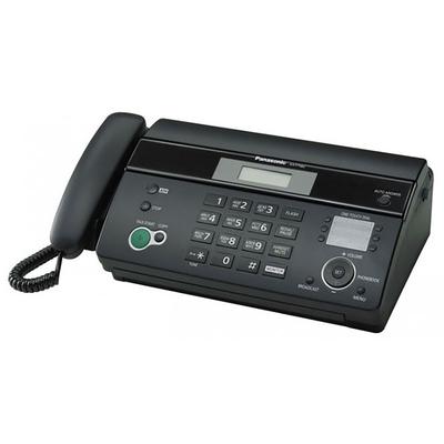 Факс на термобумаге Panasonic KX-FT982RU-B