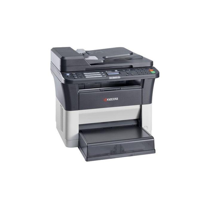 МФУ, лазерная черно-белая печать Kyocera FS-1120MFP, А4