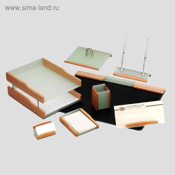 Набор настольный Good Sunrise LG/BH8AC-1A деревянный/акрил 8 предметов