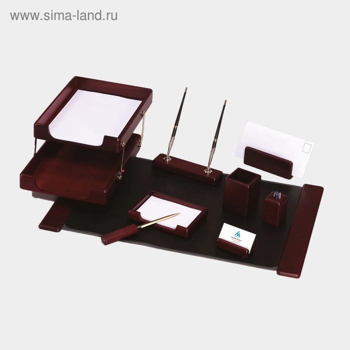 Набор настольный Good Sunrise M9D-1 деревянный 9 предметов